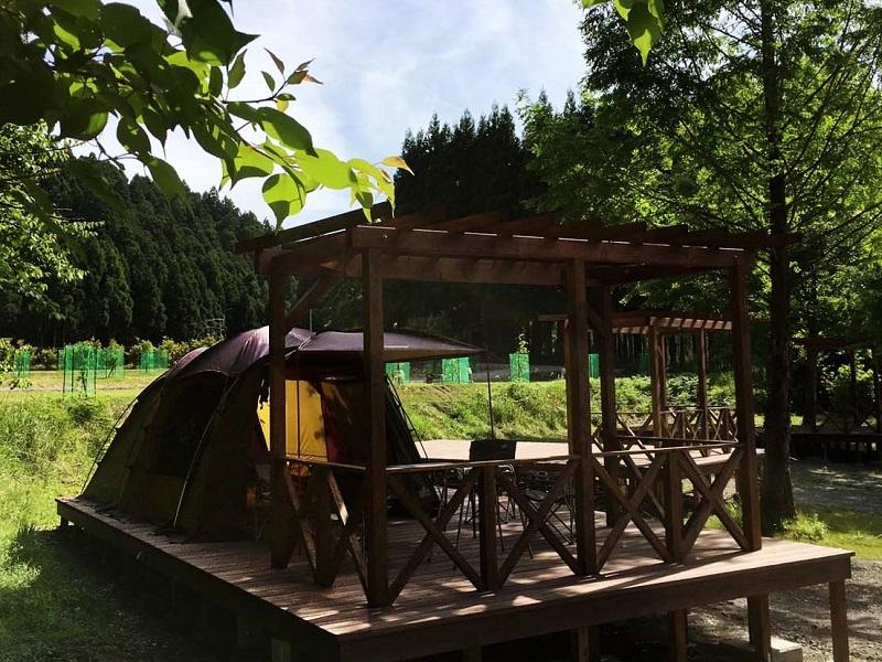 場 キャンプ 垰 tawa